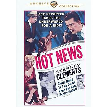 Hot News [DVD] USA import