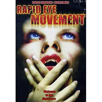 Rapid Eye Movement [DVD] USA importerer