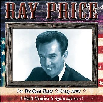 Ray Price - importazione USA All-Time Greatest Hits [CD]
