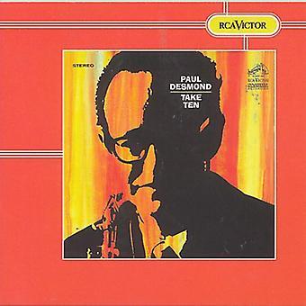 Paul Desmond - importazione USA prendere dieci [CD]