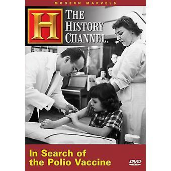 Modern Marvels: Polio Vaccine [DVD] USA import