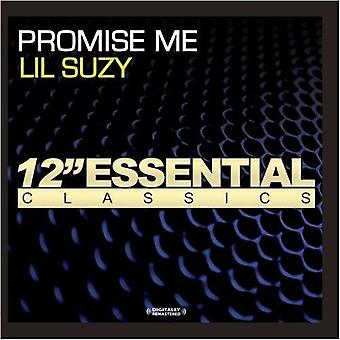 Lil Suzy - lova mig [CD] USA import
