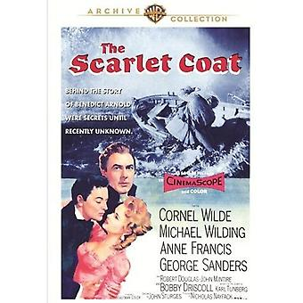 Manteau écarlate (1955) [DVD] USA import