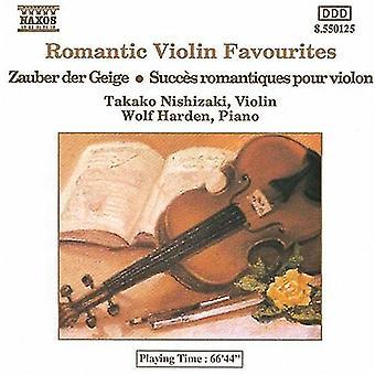 Romantiska Violin favoriter - romantiska Violin favoriter [CD] USA import