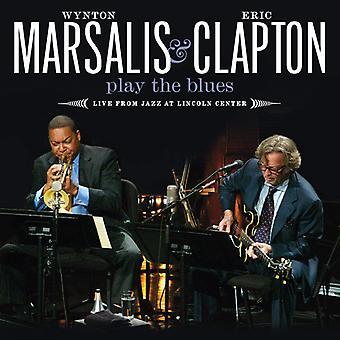 Wynton Marsalis & Eric Clapton - Wynton Marsalis & Eric Clapton spelen th [CD] USA importeren