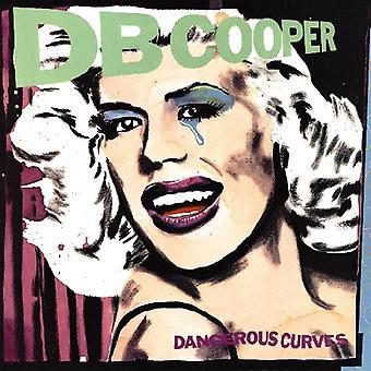 DB Cooper - gevaarlijke bochten [CD] USA import