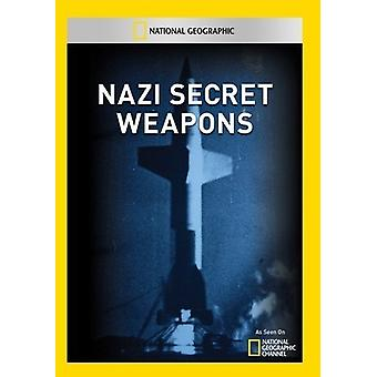Nazi-Geheimwaffen [DVD] USA importieren