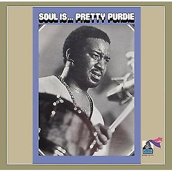 Bernard Pretty Purdie - Soul Is [CD] USA import