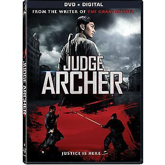 Rechter Archer [DVD] USA importeren