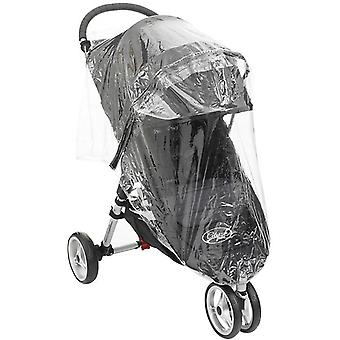 Baby Jogger regnslag til City Mini (med Babylift) - Single