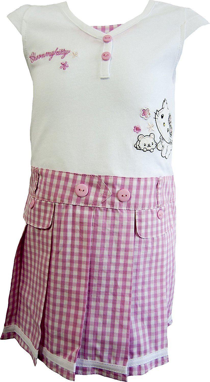 Jenter Sanrio Hei / Charmmy Kitty kort ermet kjole