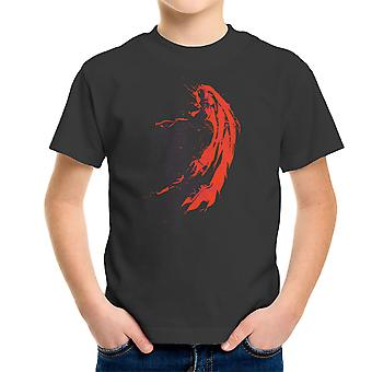Traditional Fighter Ryu Street Fighter Kid's T-Shirt