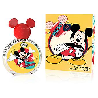Disney Mickey Mouse Eau De Toilette Spray 50 ml (Childhood , Cosmetics , Colonies)