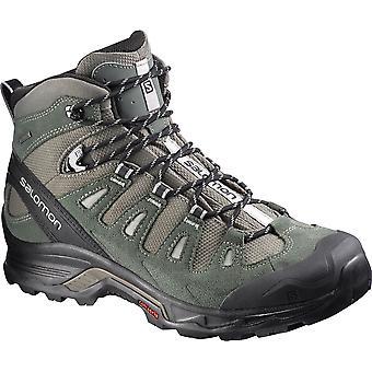 Salomon søken menns fotturer støvler Prime Gore-Tex grønn - 380886