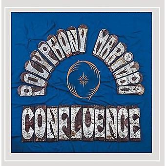 Polyphony Marimba - Confluence [CD] USA import