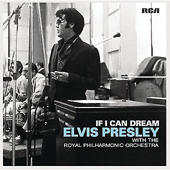 Elvis Presley - If I Can Dream: Elvis Presley mit Royal Philharmo [CD] USA Import