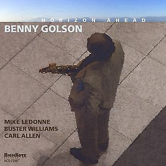 Benny Golson - Horizon Ahead [CD] USA import