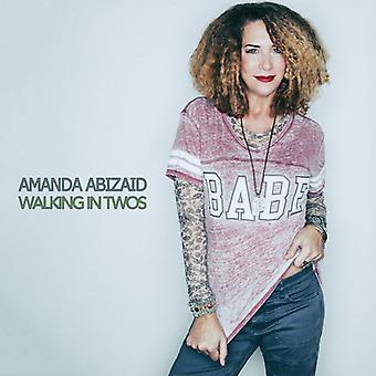 Amanda Abizaid - Walking i toere [CD] USA import