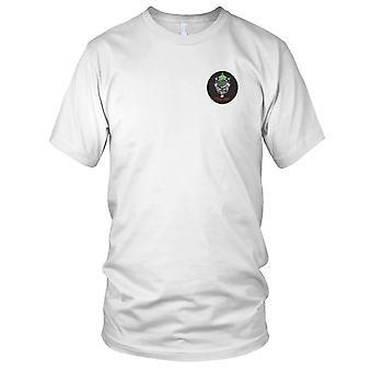 Esercito degli Stati Uniti - ODB-1330 ricamato Patch - Hook e Loop Ladies T-Shirt