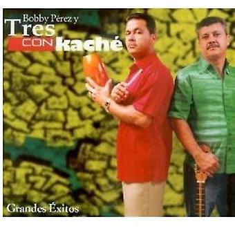 Bobby Perez - Grandes Exitos [CD] USA import