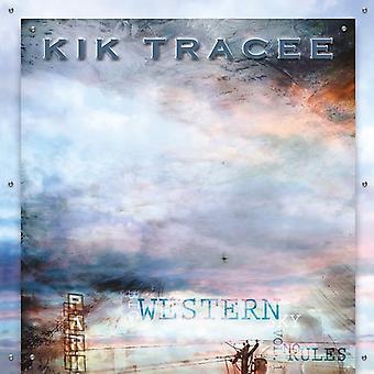 Kik Tracee - store vestlige himmel Vol. 1 [Vinyl] USA import