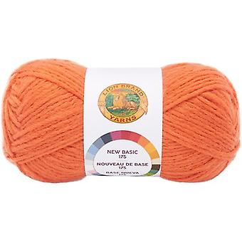 New Basic 175 Yarn-Pumpkin 675-133