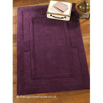 Apolo púrpura alfombra