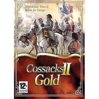 Kosacker II Napoleonkrigen - Gold Edition (PC CD)