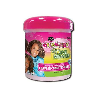 African Pride Dream Kids Olive Miracle Leave in Conditioner 425g