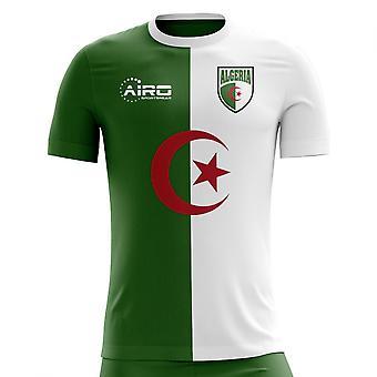 2018-2019 الجزائر مفهوم الوطن لكرة القدم قميص (الأطفال)