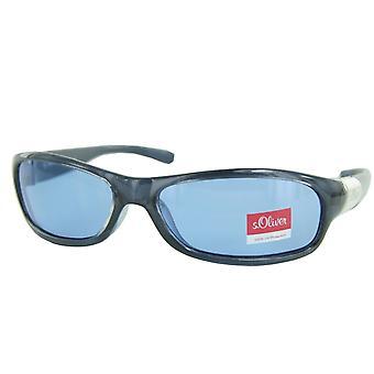 s.Oliver sunglasses 4181 C2 blue met SO41812