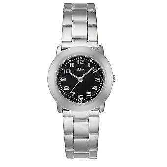 s.Oliver дамы наручные кварцевые часы SO-15021-MQR
