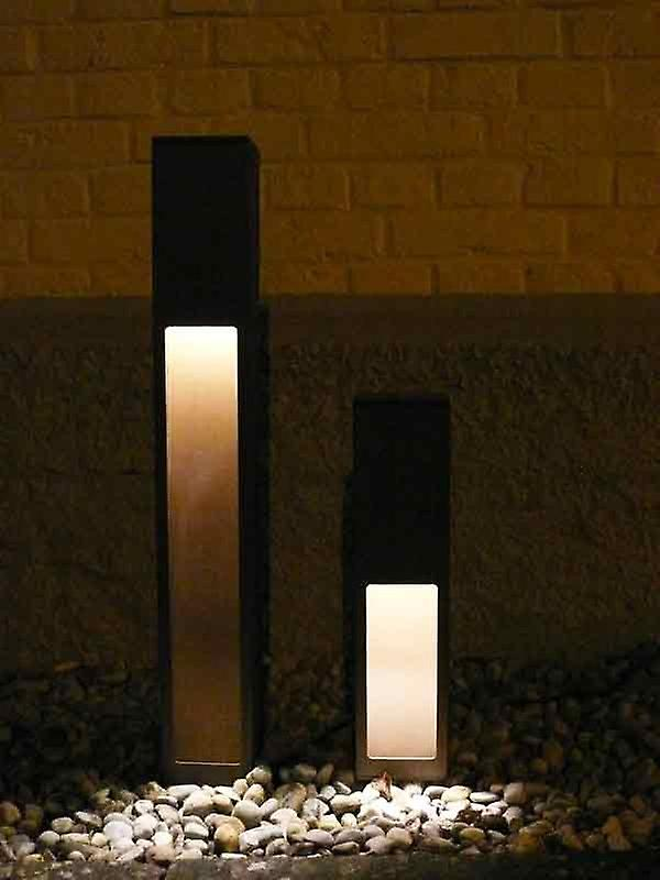 Way light outdoor floor lamp k 75 cm rust E27 10179