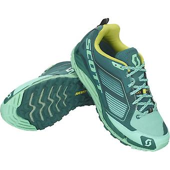 T2 Kinabalu 3.0 Womens Trail Running Shoes Green