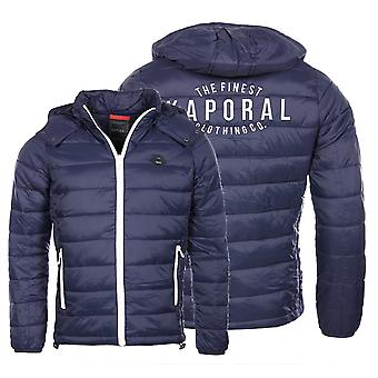 Down jacket Navy Blue  Nunt  Kaporal Man
