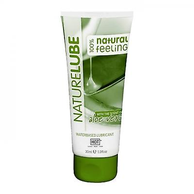 HOT NatureLube glijmiddel met aloë vera 30ml