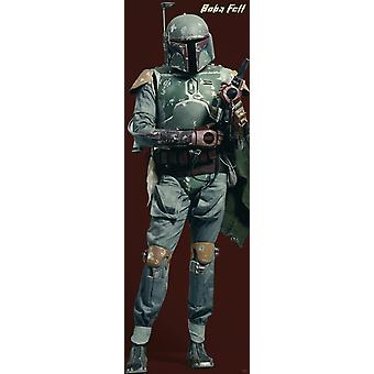 Star Wars Poster Boba fat T rposter