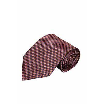 Brown tie R 121