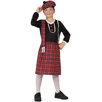 Children's costumes  Scottish costume for children