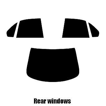Предварительно вырезать окна оттенок - Rover 600 4-дверный седан - 1994 до 2006 - задние окна