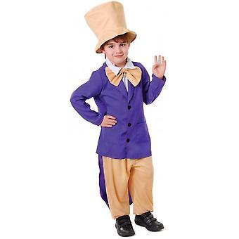 Bnov Charlie und die Schokoladenfabrik-Chef Willy Wonker