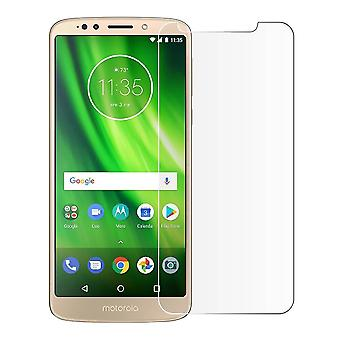 Motorola Moto G6 Play Tempered Glass Screen Protector Retail