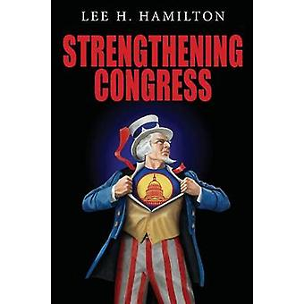 Strengthening Congress by Lee H. Hamilton - 9780253221650 Book