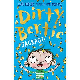 Jackpot! by David Roberts - Alan MacDonald - 9781847156105 Book