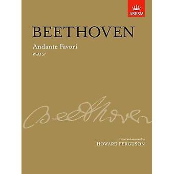 Andante Favori - Woo 57 by Ludwig van Beethoven - Howard Ferguson - 9