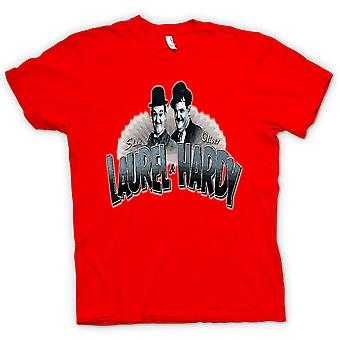 Kids T-shirt - Laurel And Hardy - Colour