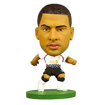 Liverpool FC SoccerStarz Johnson Away Kit
