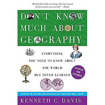 Don't Know Much About Geography