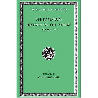 History: Bks. V-VIII (Loeb Classical Library)