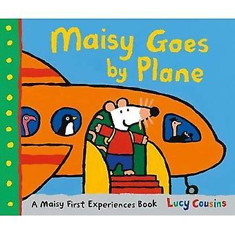 Maisy går med flyg